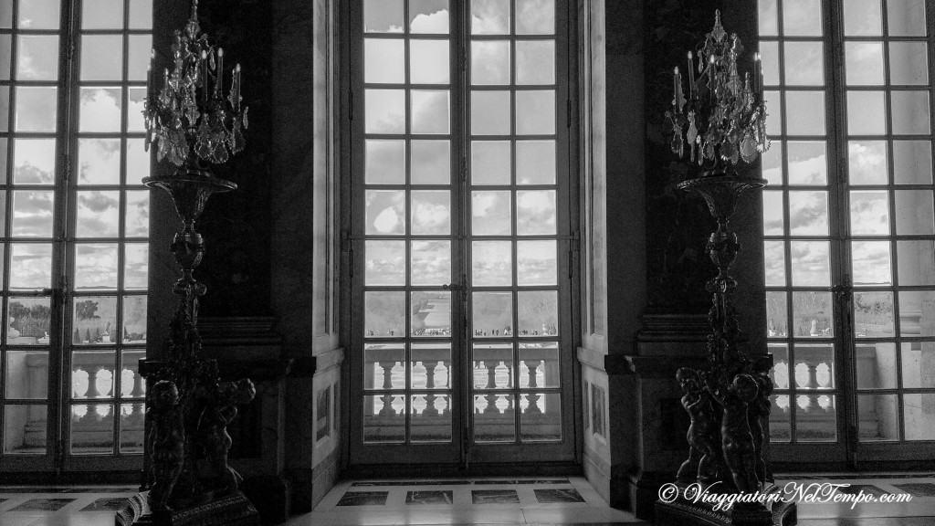 Versailles - sala degli specchi