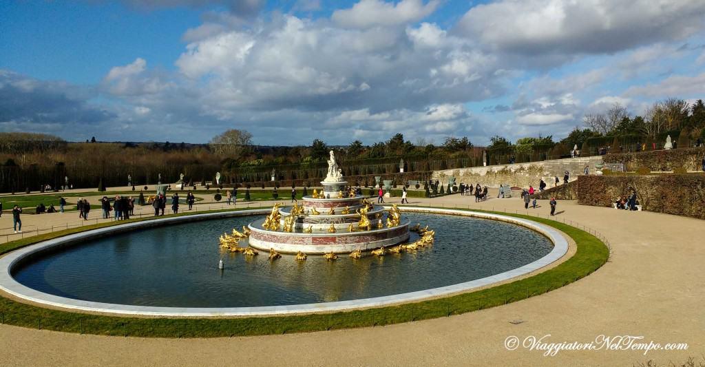 Versailles - Giardini