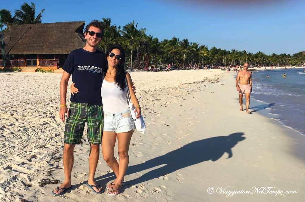 Marco e Sonia - Playa del Carmen
