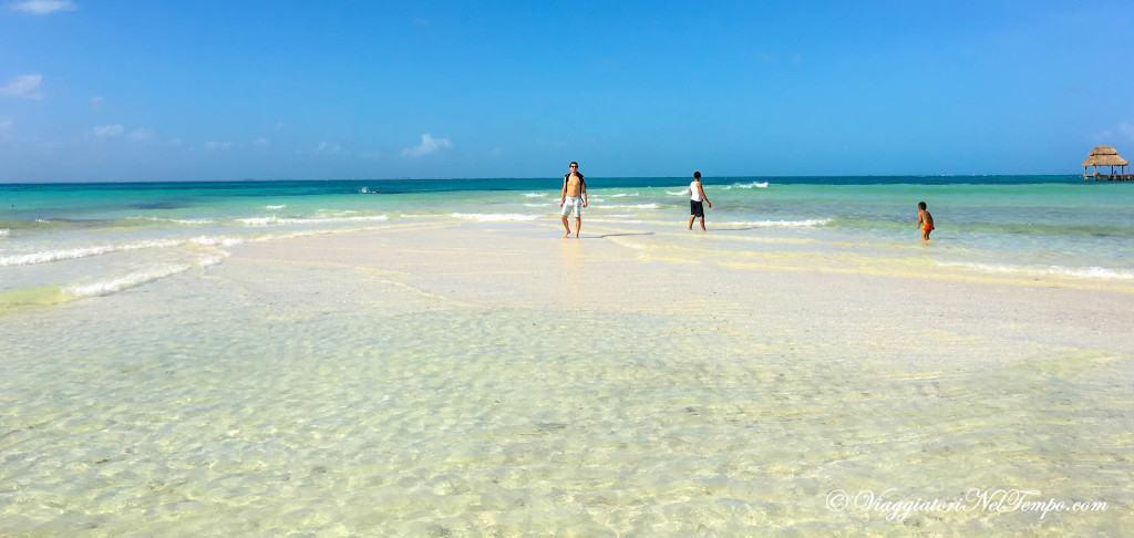 Messico Spiaggia Isla Mujeres