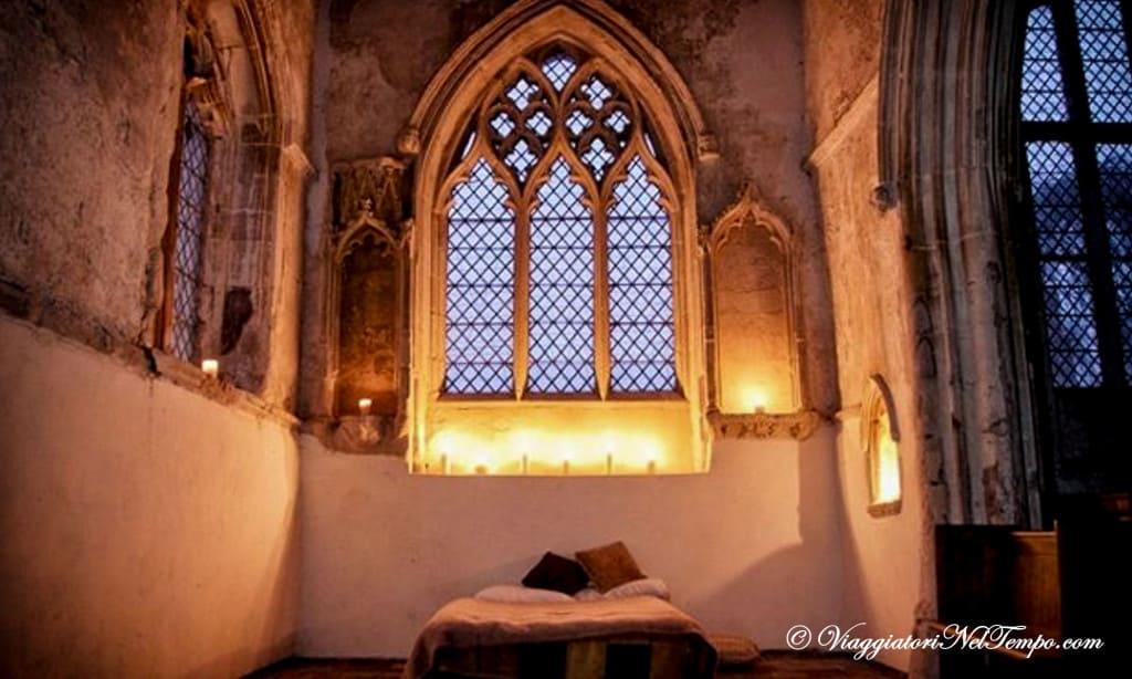 Champing - Chiesa di S. Giovanni - Duxford in Cambridgeshire