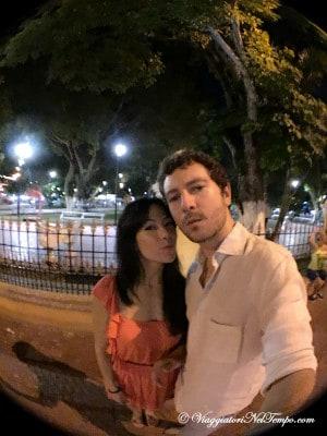 Messico racconto di viaggio - Marco e Sonia