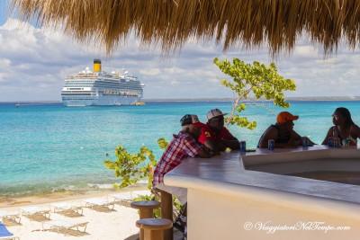 crociera perle dei caraibi
