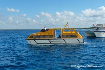 isola catalina crociera caraibi