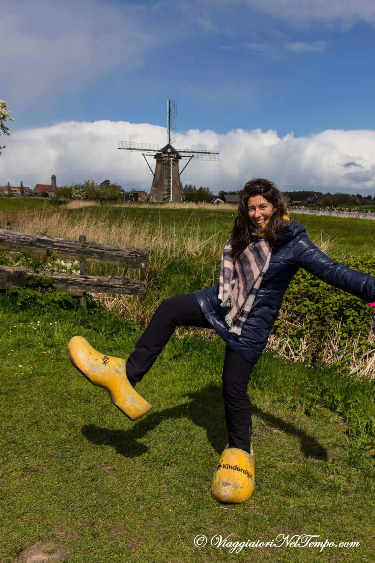Olanda - tour di 4 giorni tra tulipani e mulini