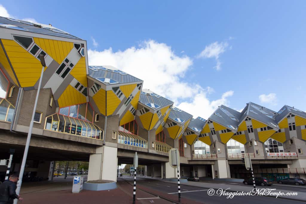 Visita Rotterdam case cubiche