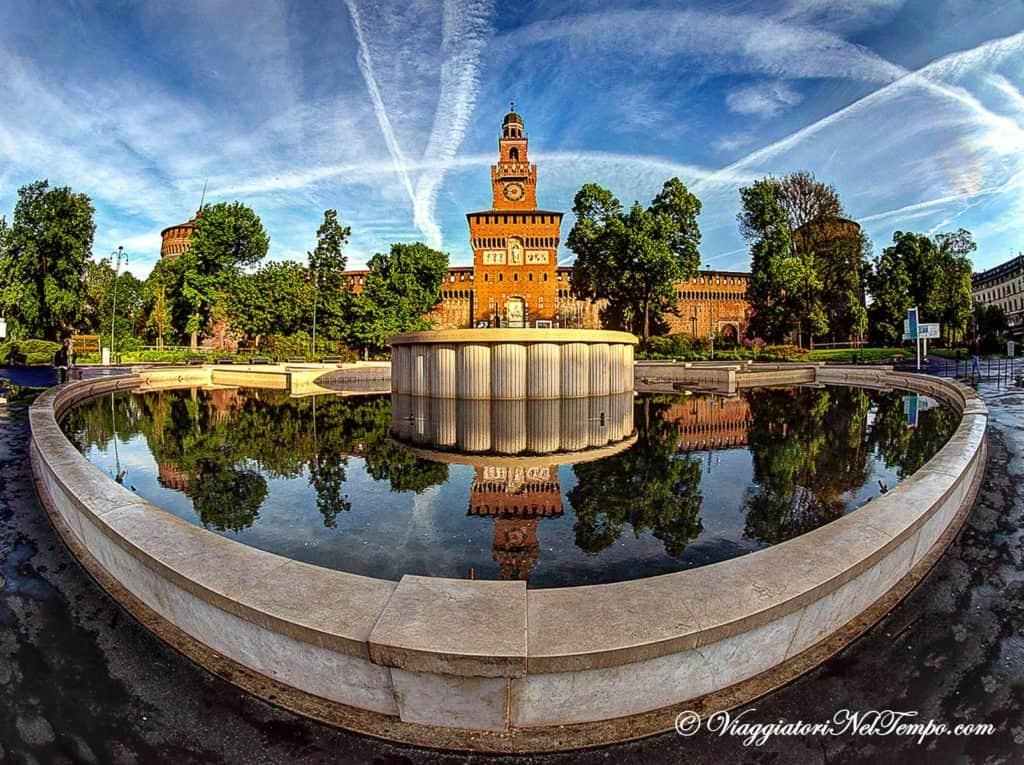#24foto Milano Castello Sforzesco