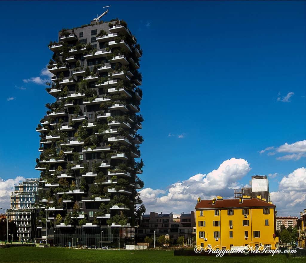 #24foto Milano bosco verticale