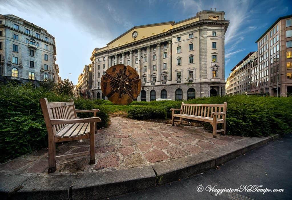 #24foto Milano Piazza Meda