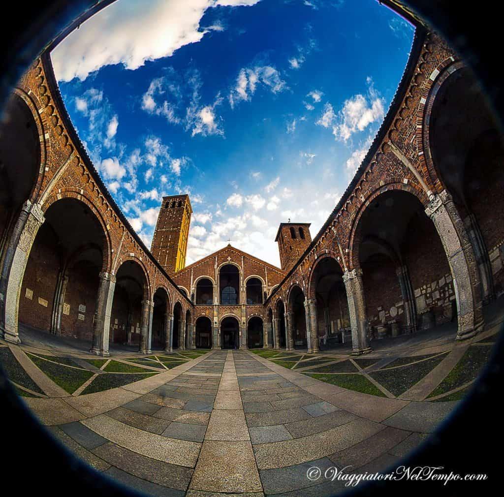 #24foto Milano Basilica di Sant'Ambrogio