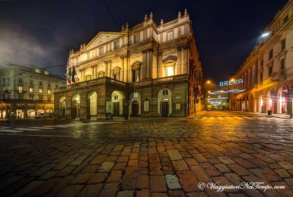 #24foto Milano Piazza della Scala