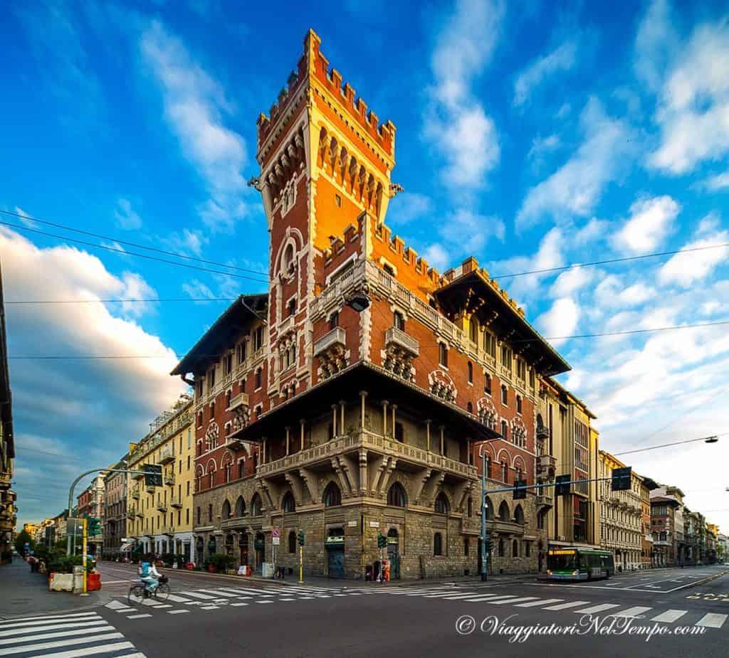 #24foto Milano Via Carducci