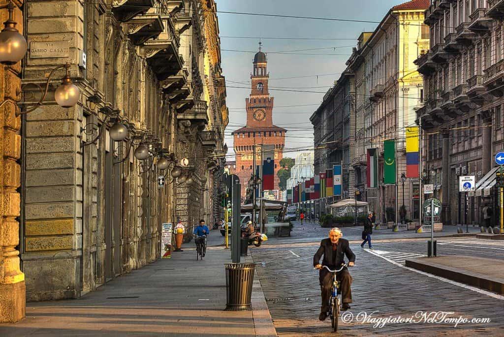 #24foto Milano Via Dante