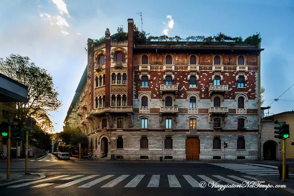 #24foto Milano Via Sforza