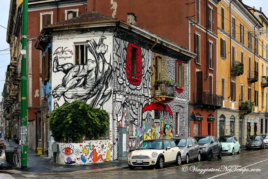 #24foto Milano Viale Gorizia