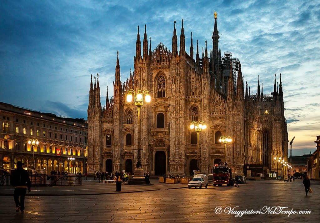 #24foto Milano duomo