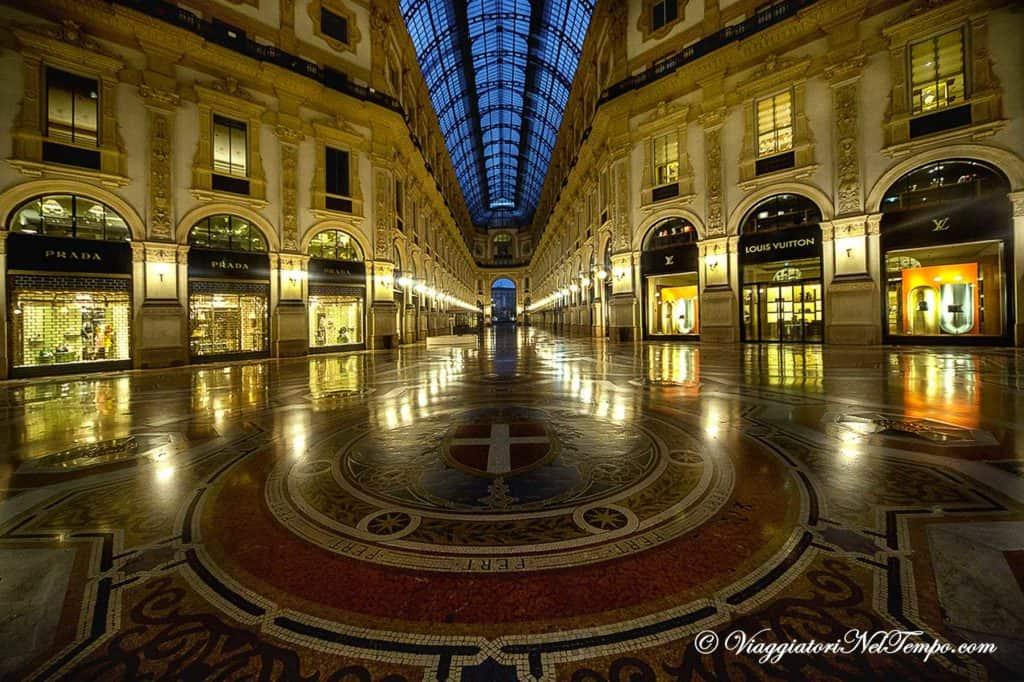 #24foto Milano galleria Vittorio Emanuele