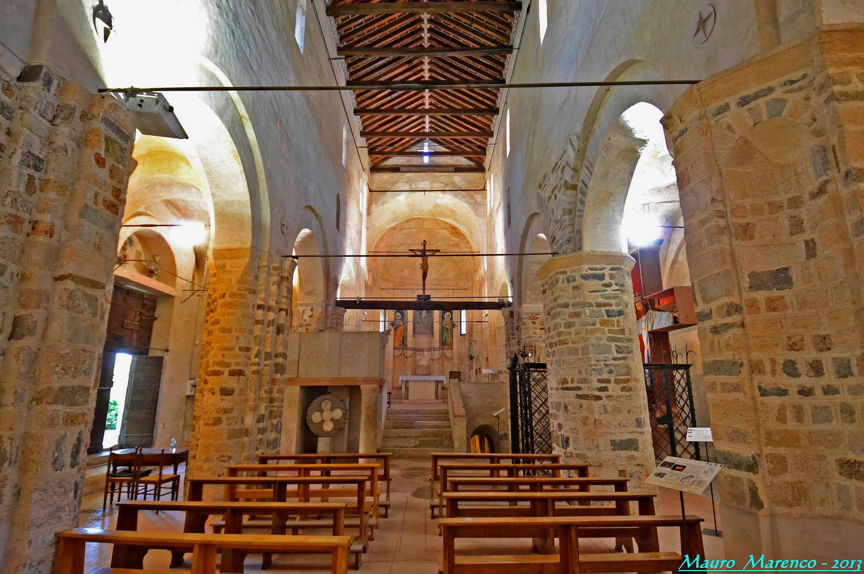 Datazione allinterno della Chiesa