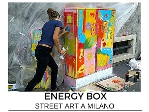 MILANO ENERGY BOX