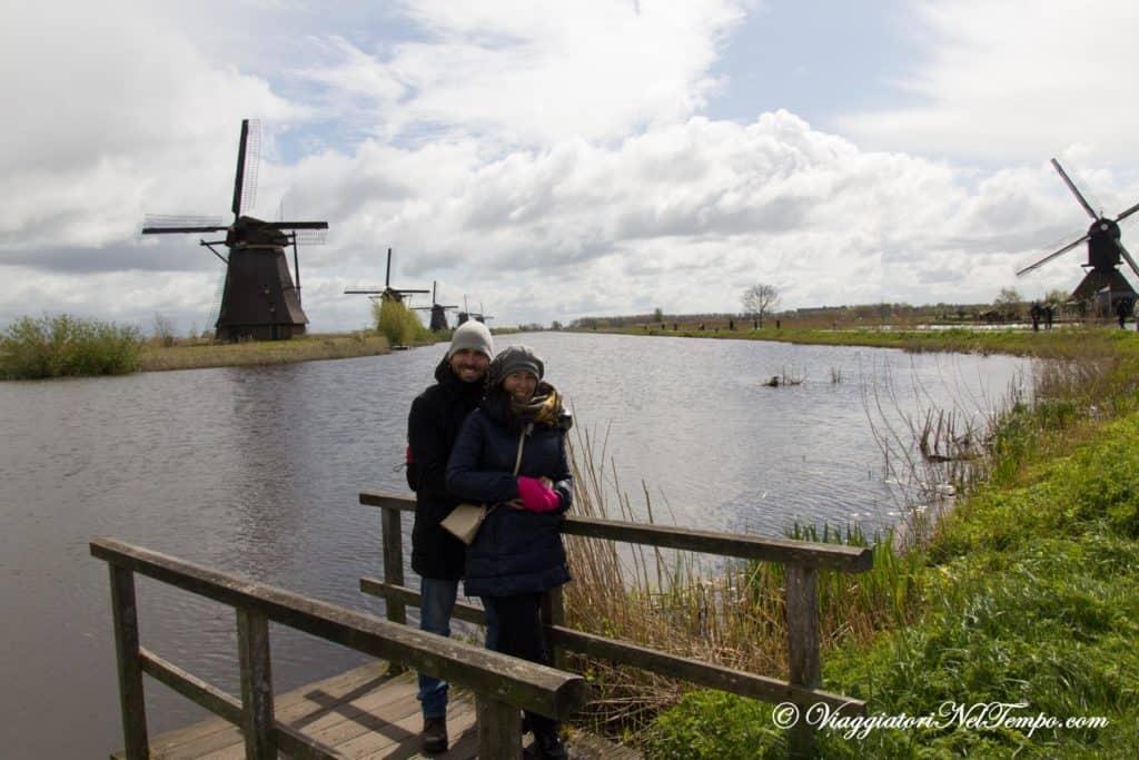 Mulini di Kinderdijk visita
