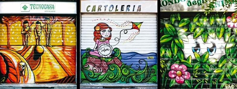 Street Art Milano il Progetto Cler