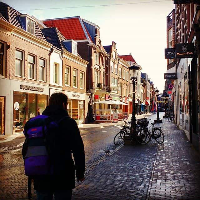 visita a Utrecht