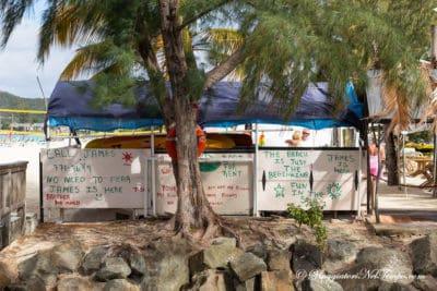 Antigua crociera caraibi
