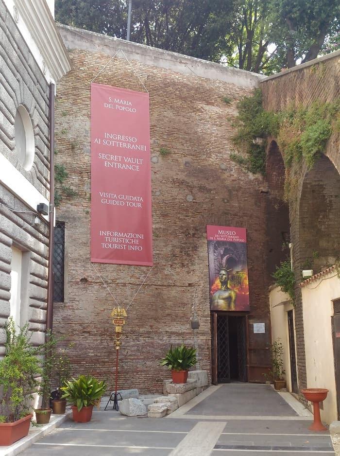 La tomba di Nerone e l'incendio di Roma