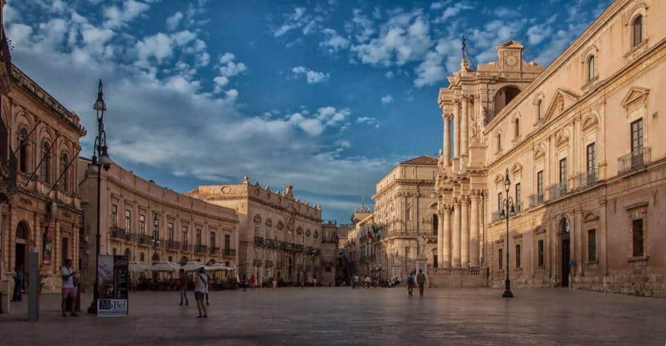 Piazza Duomo - Siracusa