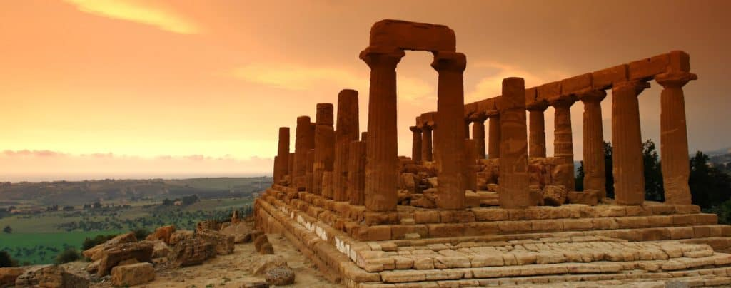 temple d'Agrigento
