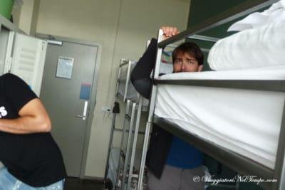 Kex Hostel - minuscola camera e compagni disperati