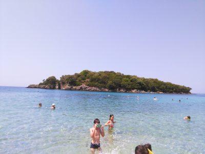 vacanza Sivota spiagge