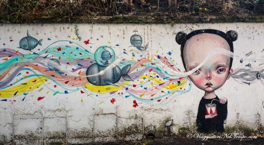 street art roma quadraro
