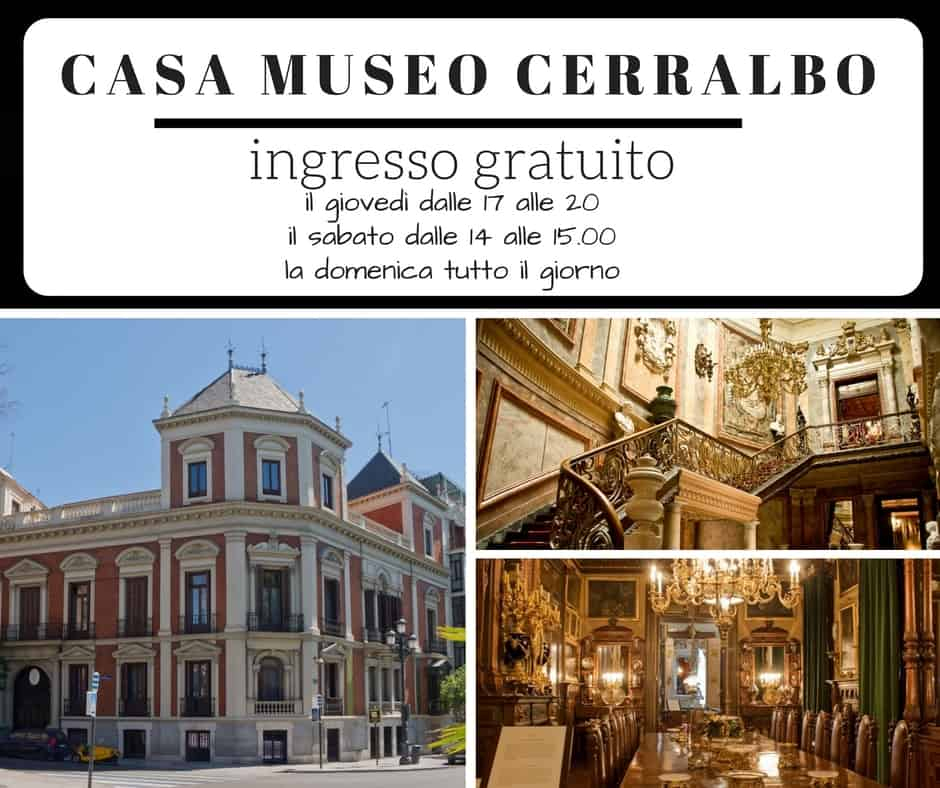 madrid musei gratis