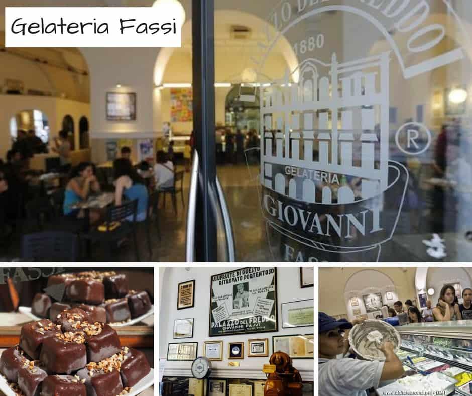 migliori gelaterie di Roma Fassi