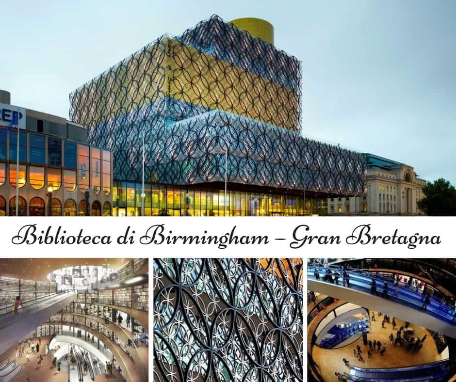 Biblioteca di Birmingham – Gran Bretagna