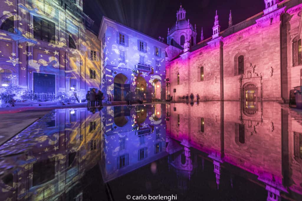 COMO MAGIC LIGHT FESTIVAL 2016