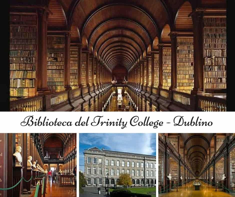 Biblioteca Trinity College