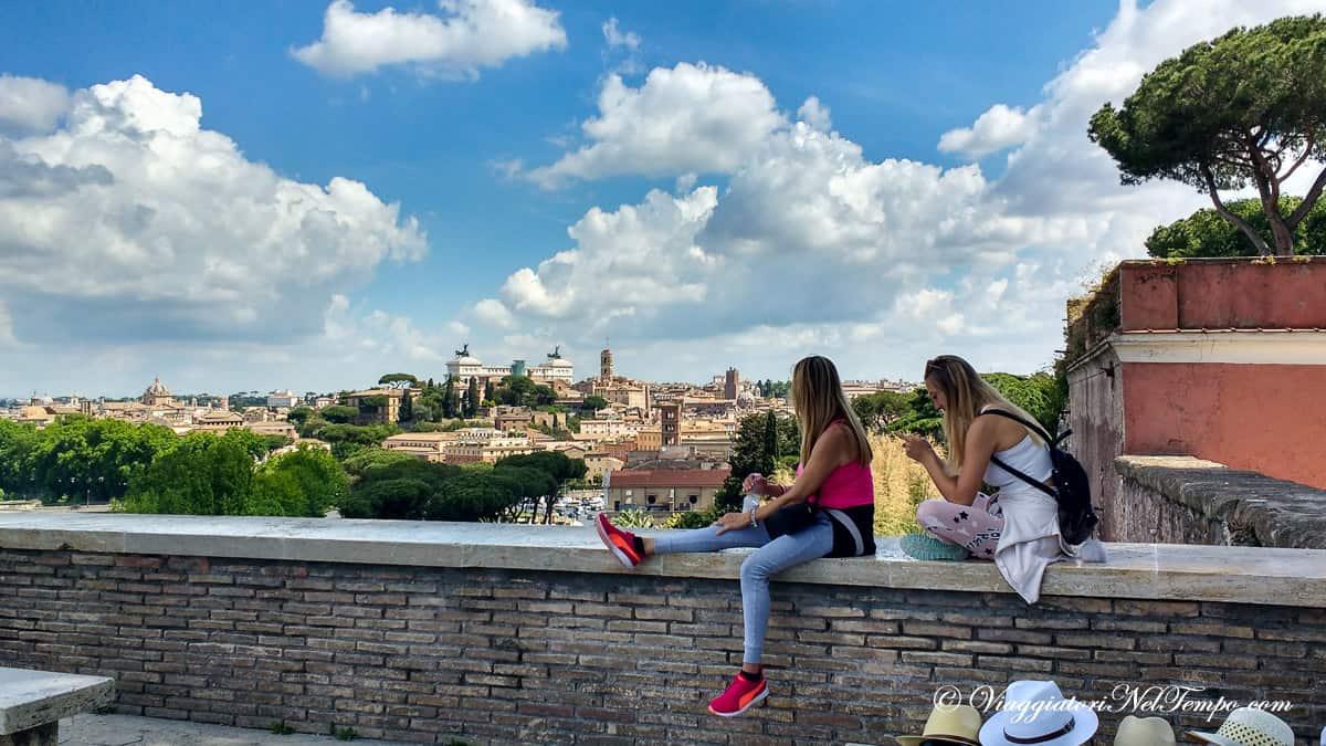 Roma Dall Alto Terrazze Panoramiche Più Belle Con Panorami