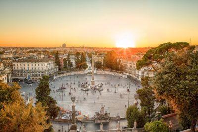 roma dall'alto terrazze panoramiche