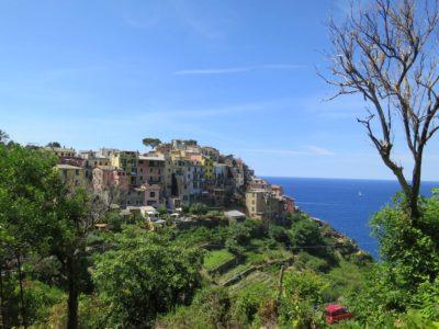 The Cinque Terre - Corniglia