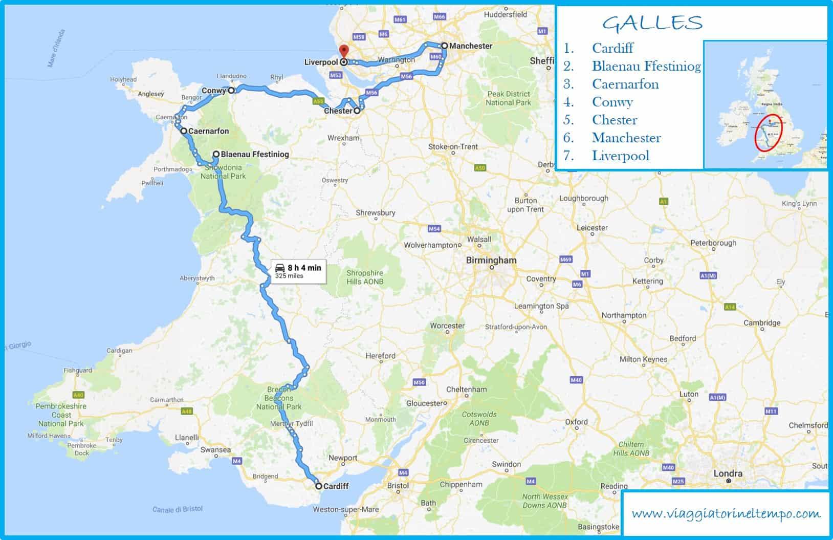 Inghilterra Del Sud Cornovaglia E Galles Racconto Di Viaggio