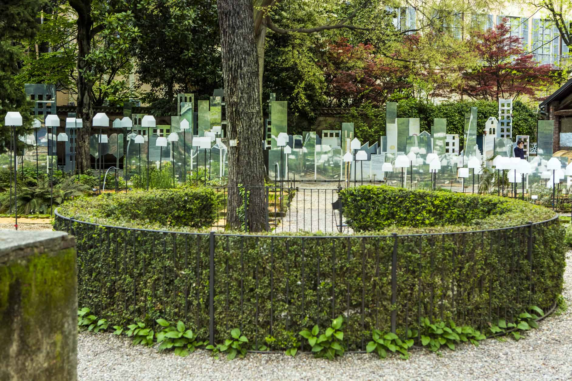 Milanon orto botanico di brera mdm art link