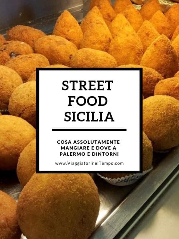 street food sicilia