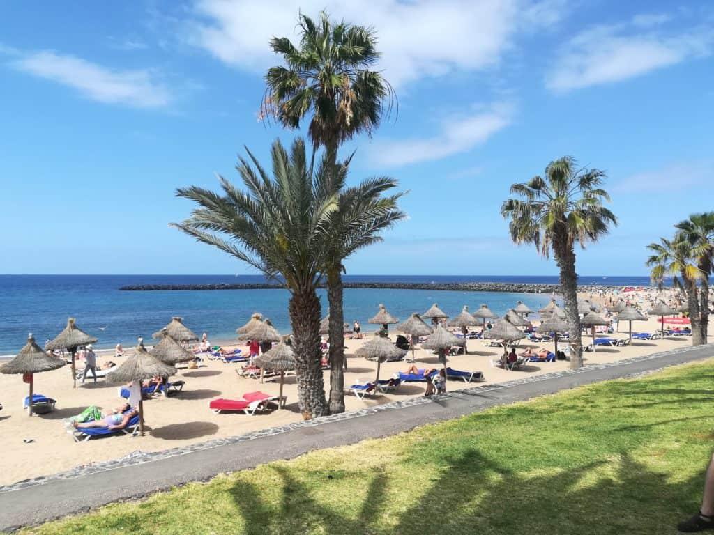Tenerife - Playa del Camison