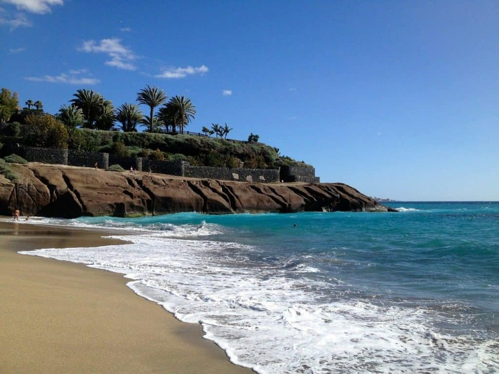 Tenerife - playa del duque