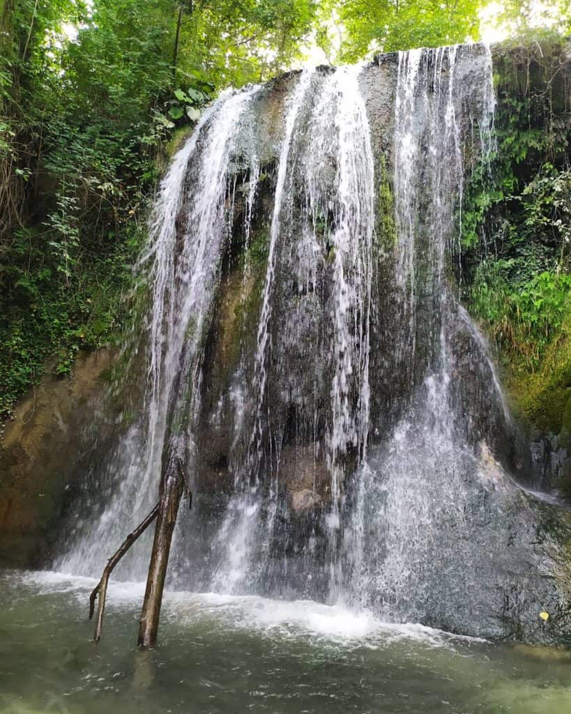 cascate di sarnano