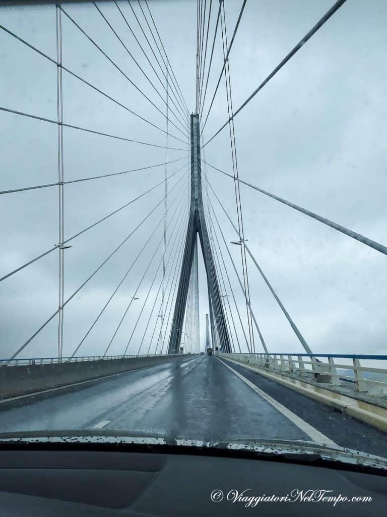 itinerario in Normandia in auto - il Ponte de Normandie